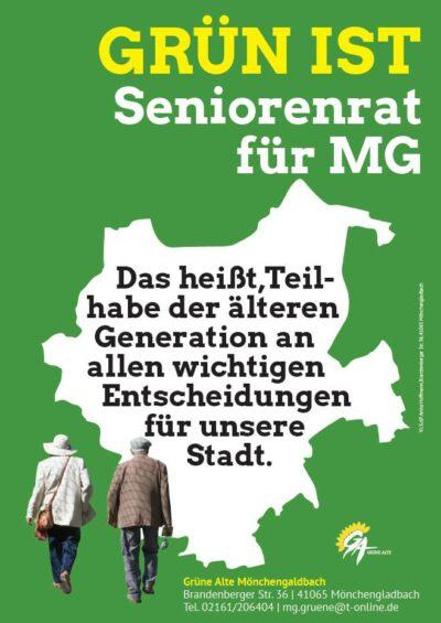Seniorenrat für Mönchengladbach
