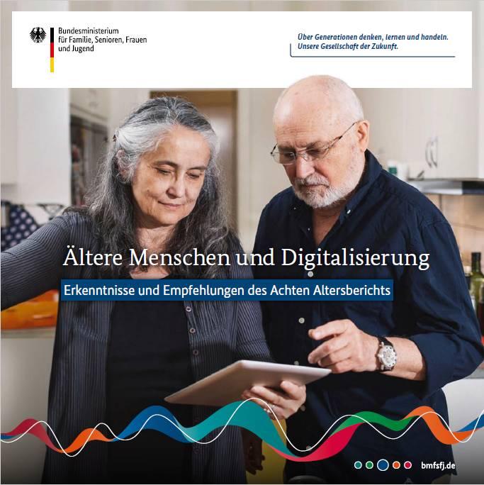 8. Altersbericht Cover