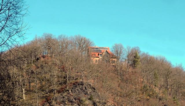 Das Umweltbildungshaus auf der Johannishöhe Foto: Dr. Jörg Blobelt
