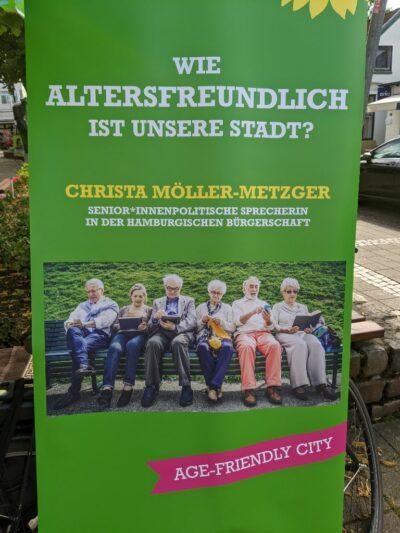 Wie Altersfreundlich ist unsere Stadt?