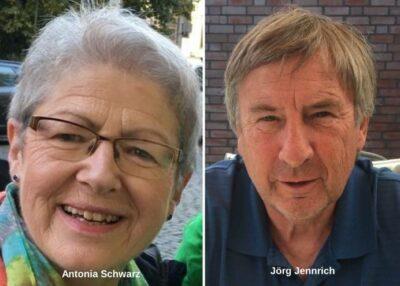Antonia Schwarz & Jörg Jennrich